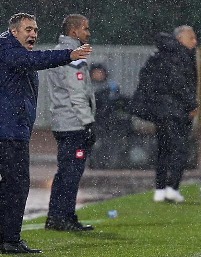 Ersun Yanal: Fenerbahçe'nin büyüklüğü aldığı skorlarla değil, hedefleriyledir