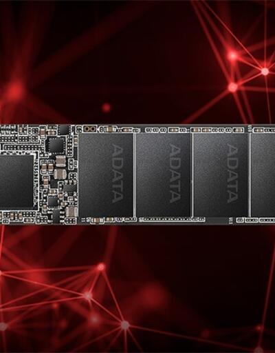 XPG SX6000 Pro SSD inceleme altında