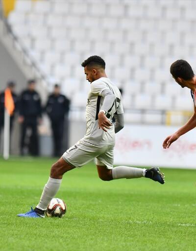 Gazişehir Gaziantep 6-1 Kardemir Karabükspor maç sonucu