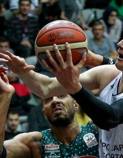 Beşiktaş Sompo Japan 95-75 Banvit maç sonucu