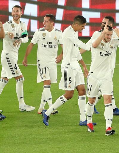 Real Madrid FIFA Dünya Kulüpler Kupası şampiyonu