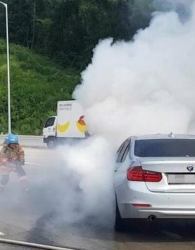Güney Kore'den BMW'ye motor yangınları nedeniyle ceza