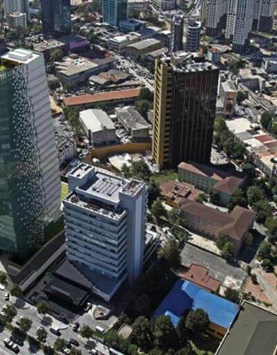 Doğuş GYO dev binayı 525.7 milyon liraya satın aldı