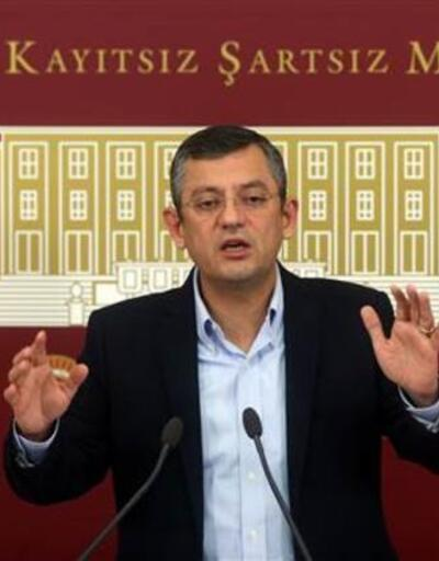 CHP'li Özgür Özel'den Hulusi Akar açıklaması