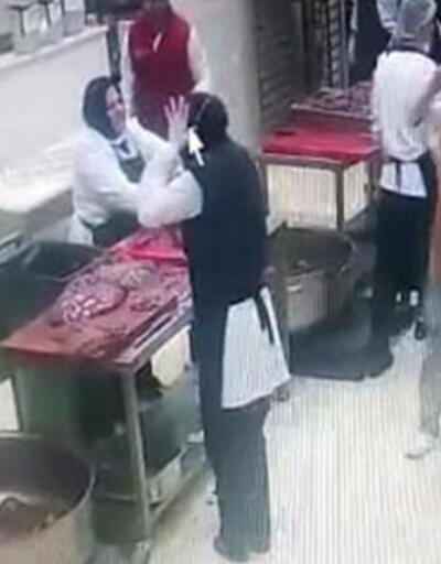 Üniversitenin mutfağında çalışan stajyer kolunu kıyma makinesine kaptırdı