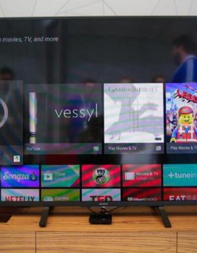 Google Android TV 10 milyon barajını aştı