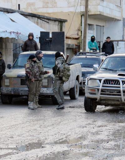 Cerablus'ta ÖSO hareketliliği... Münbiç sınırına hareket ettiler