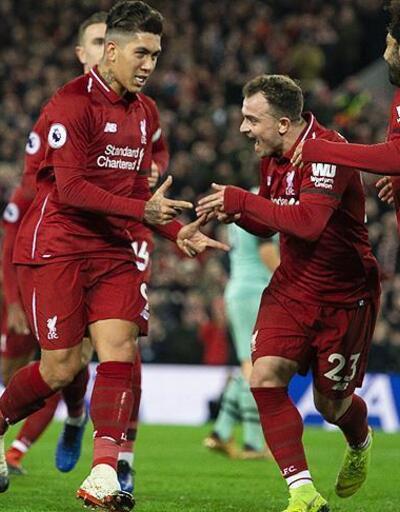 Liverpool 5-1 Arsenal / Maç Özeti