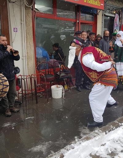 Tunceli'de yeni yıl öncesi 'Gağan' kutlaması