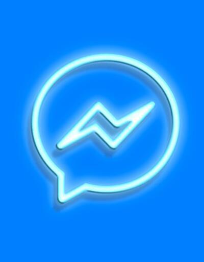 Messenger siyah tema ile güncelleniyor