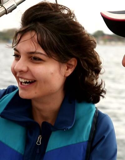 Hayal Et, Pınar Öncü'nün yelkenli ile denize açılma hayalini gerçeğe dönüştürdü
