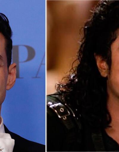 Mercury'den sonra şimdi de Michael Jackson'ı canlandıracak