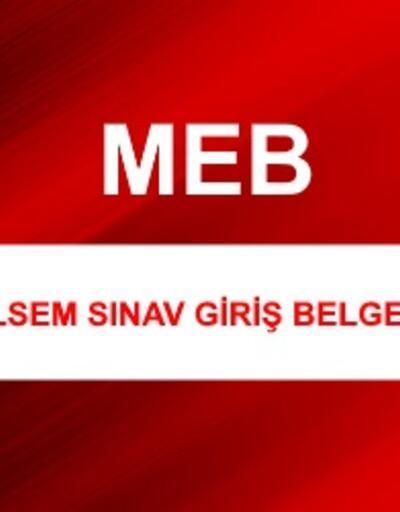 BİLSEM sınav giriş belgesi e-Okul sayfasında açıklandı