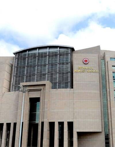 İstanbul Adalet Sarayı'na suikast silahıyla girerken yakalandı