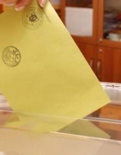 YSK'nın yerel seçime ilişkin kararı Resmi Gazete'de