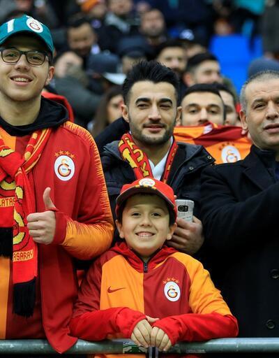 Leipzig'de Galatasaray çılgınlığı
