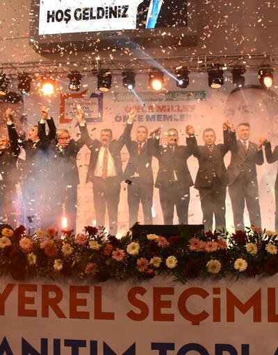 Malatya'da 'Cumhur İttifakı' adayları açıklandı