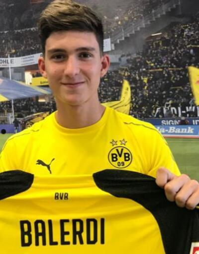 Dortmund Boca Juniors'tan transfer yaptı