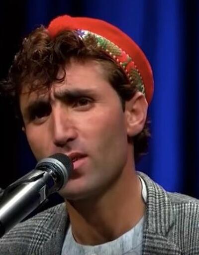 Afgan Star'a katıldı, benzerliğiyle gündeme oturdu