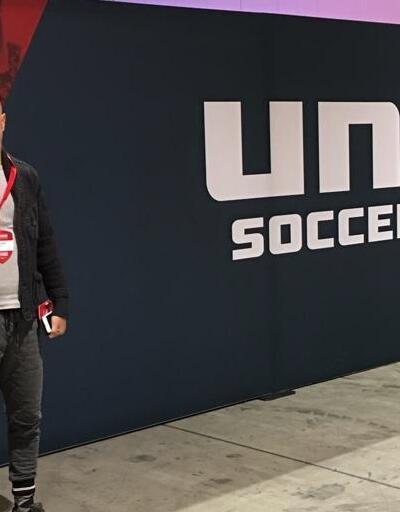 Tolunay Kafkas ABD'de Futbol Antrenörleri Birliği Kongresi'ne katıldı