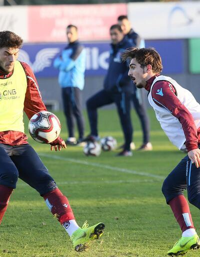 Trabzonspor Balıkesirspor maçına hazır
