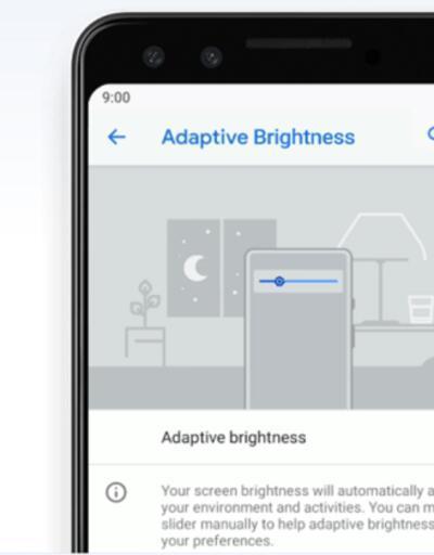 Android Pie'da uyarlanabilir parlaklığı kolayca sıfırlayın!