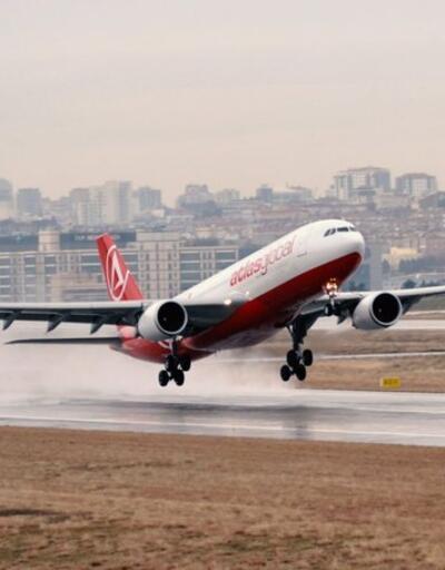 Atlasglobal Havayolları yolcu kapasitesini artırdı