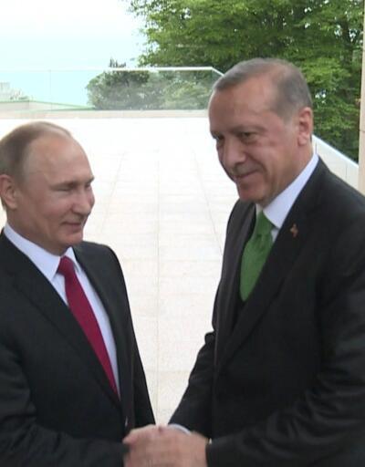 Erdoğan 23 Ocak'ta Putin'le görüşecek