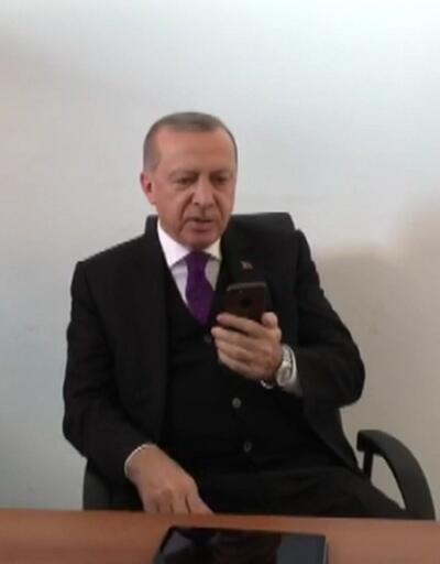 Son dakika: Cumhurbaşkanı Erdoğan'dan Afrin kahramanlarına telefon sürprizi