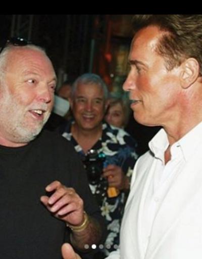 Rambo'nun yaratıcısı Andy Vajna hayatını kaybetti