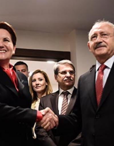 Kılıçdaroğlu ve Akşener buluştu, ittifakta sorunlar aşıldı