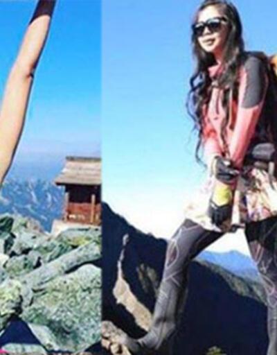 Ünlü fenomen Gigi Wu'nun korkunç sonu: Donarak öldü