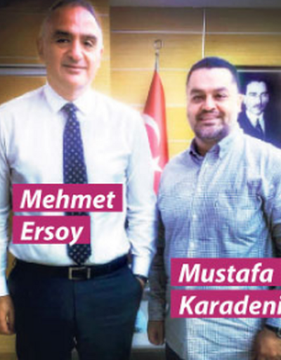 Sibel Kekilli Mustafa Karadeniz'e 'Evet' dedi!