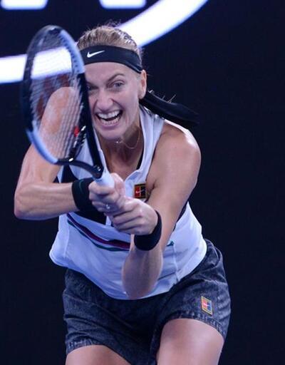 Petra Kvitova yarı finalde Collins'in rakibi oldu