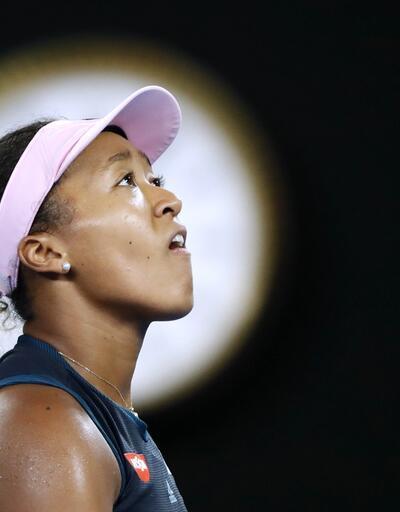 Kvitova'nın finaldeki rakibi Naomi Osaka
