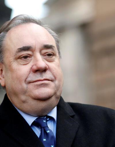 İskoçya eski başbakanı Salmond gözaltına alındı