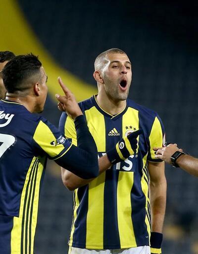 Fenerbahçe 0-1 Ümraniyespor / Maç Özeti