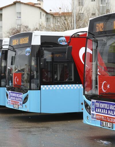 Ankara'da toplu taşımada yeni dönem: Bu pazartesi başlıyor