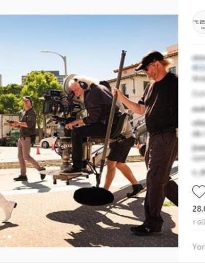 Merakla beklenen 'Once Upon A Time In Hollywood'dan yeni kareler