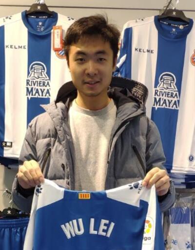 Espanyol Çin liginin gol kralını transfer etti