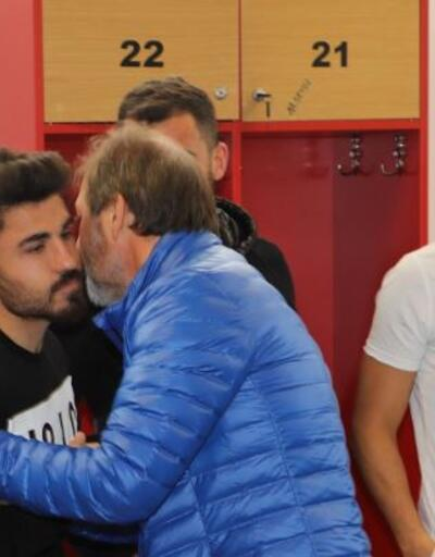 Samsunspor'da Taner Taşkın'la yollar ayrıldı