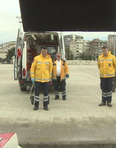 İstanbul'da en hızlı hasta nakil aracı