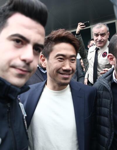 Kagawa'dan Dortmund'a teşekkür
