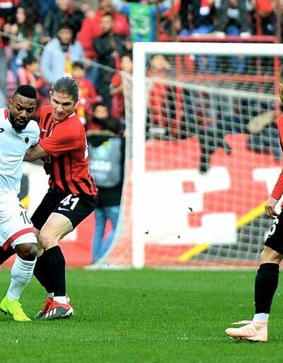 Eskişehirspor 3-2 Gençlerbirliği / Maç Özeti