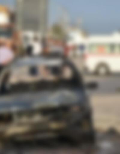 Turist otobüsüne bombalı saldırı: 1 ölü, 7 yaralı