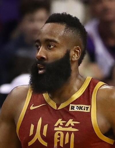 James Harden'dan 44 sayı