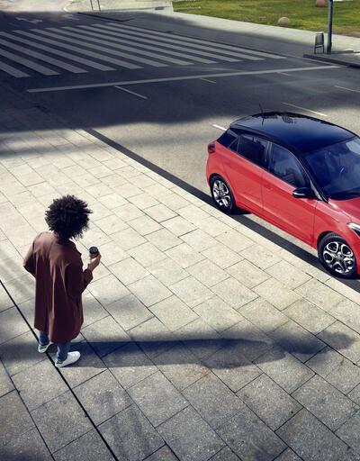 Hyundai i20'ye yeni donanım