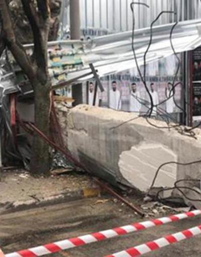 Kadıköy'de korkutan olay