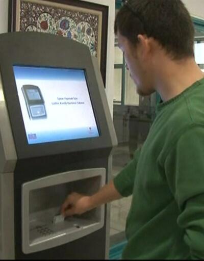 Kimlik kartı ile bankamatikten para çekilir mi?