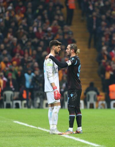 Trabzonspor o anı sosyal medyadan paylaştı